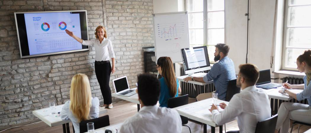 Cómo insertar datos de Excel en PowerPoint