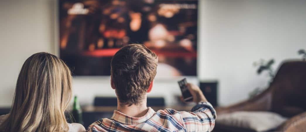 Hulu Live: Cómo optar por no participar en los índices de audiencia de Nielsen