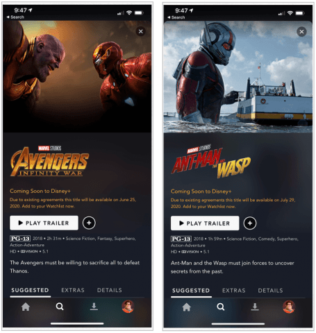 Disney Plus How To Watch Every Film In The Marvel Cinematic Universe