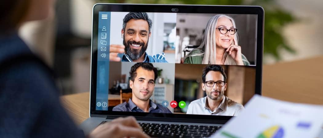 Cómo cambiar el fondo de la cámara de tu equipo Microsoft
