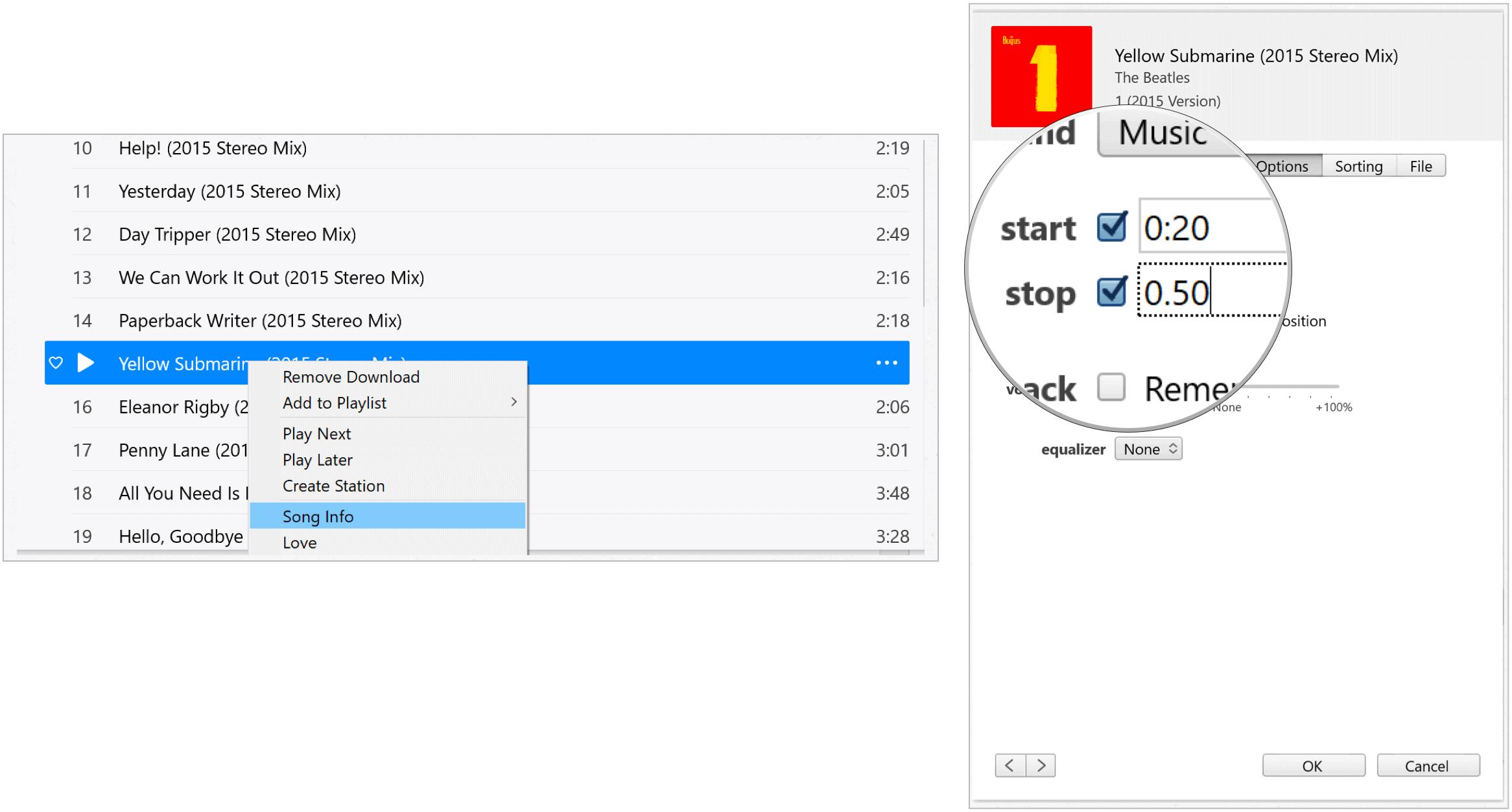 Windows create ringtone