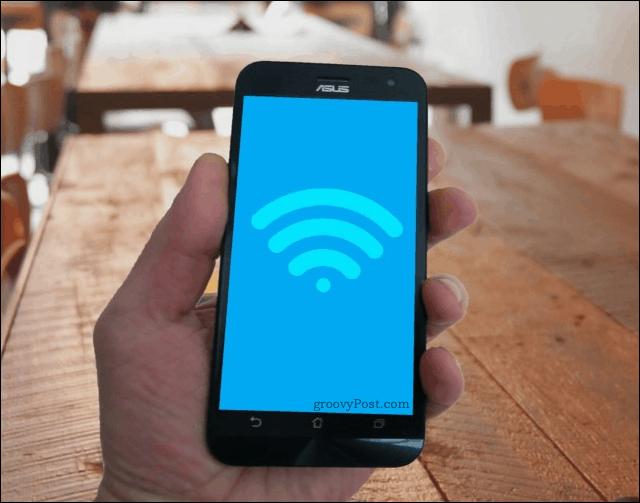 An example of a WiFi Hotspot