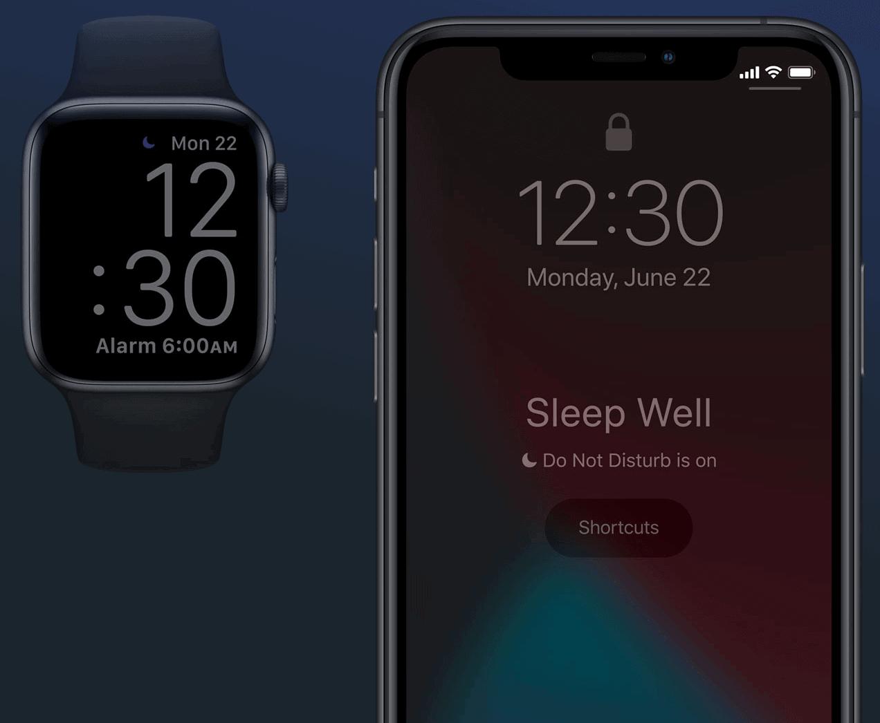 Apple Watch Sleep