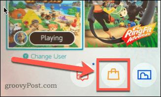 Nintendo Switch eShop App