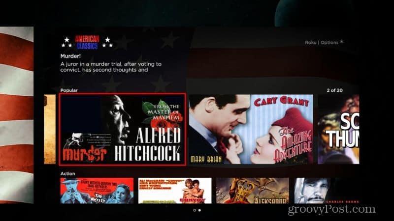 american classics channel