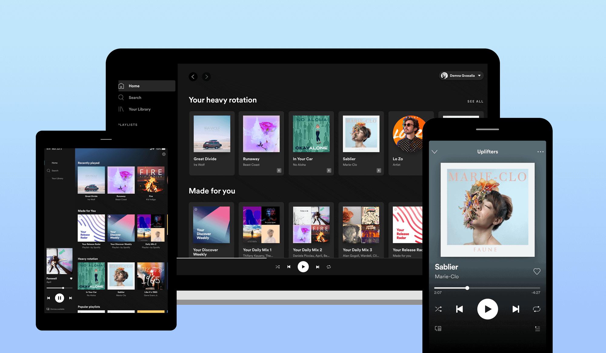 Spotify-premium-kit