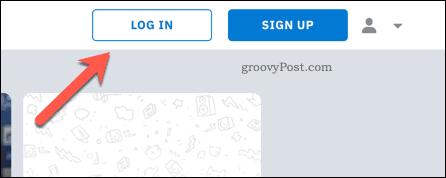 Reddit Login button