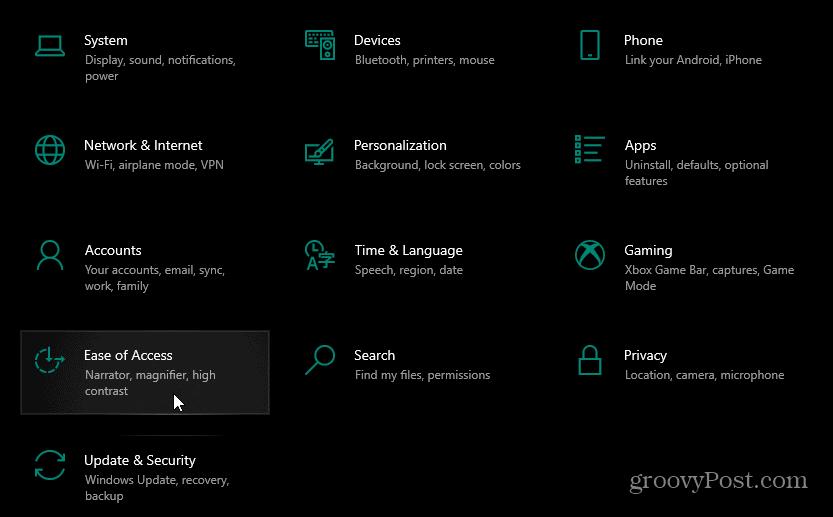 Hướng Dẫn Cách Tắt Hoạt Ảnh Trong Windows 10 - AN PHÁT