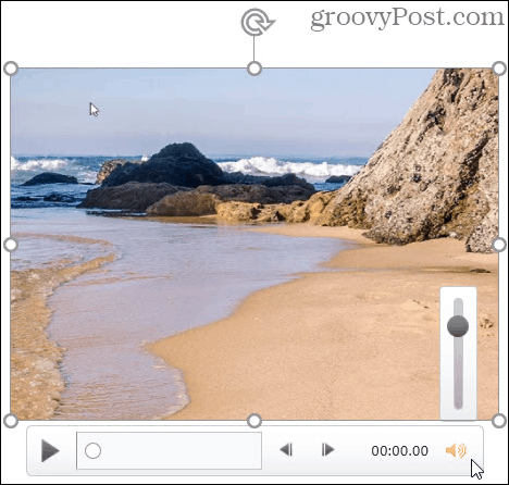 Preview Recording in PowerPoint
