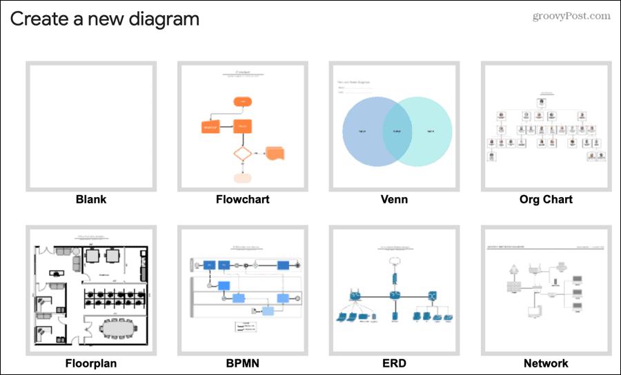 Lucidchart Diagrams