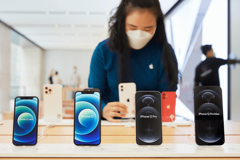 2020 iPhone lineup