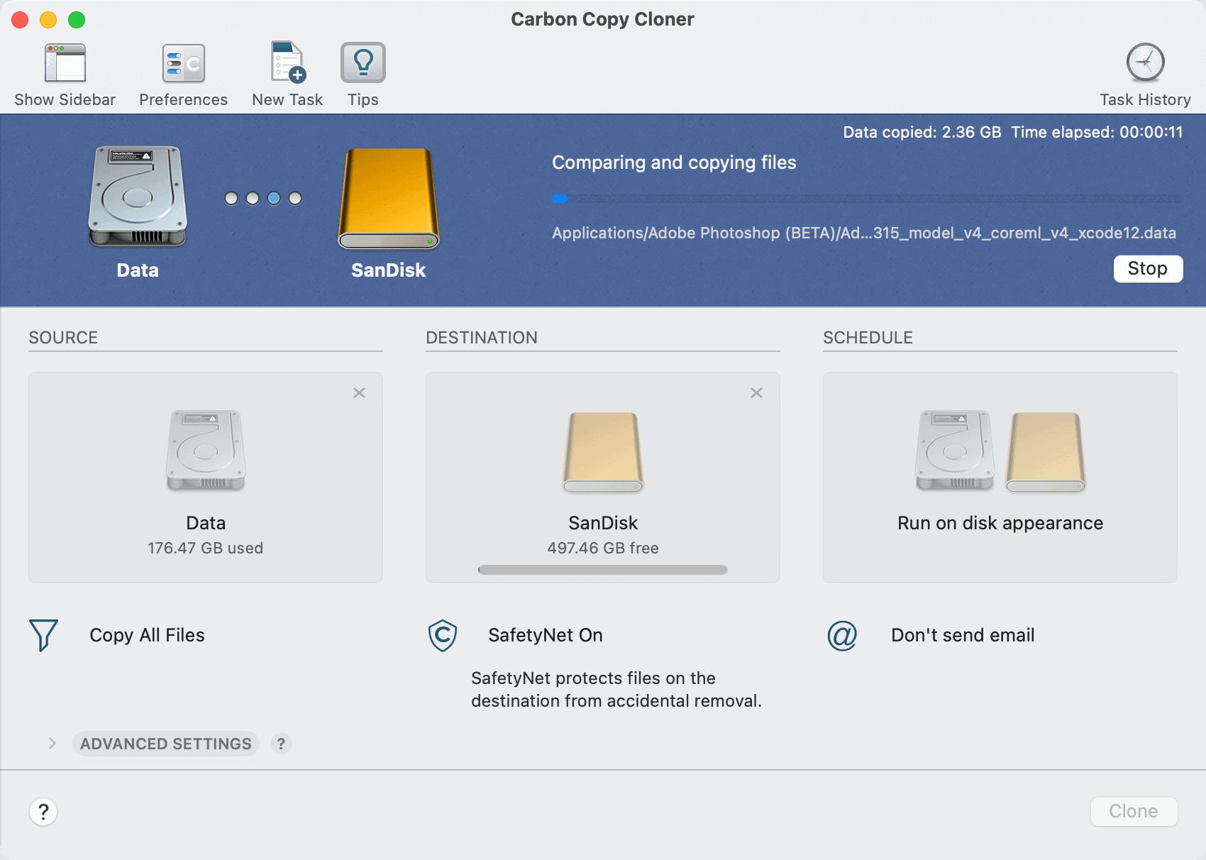 Carbon Copy Time Machine alternatives