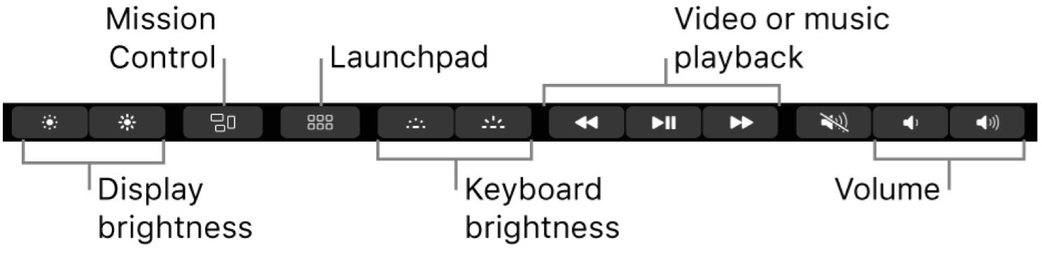 Expand Control Strip