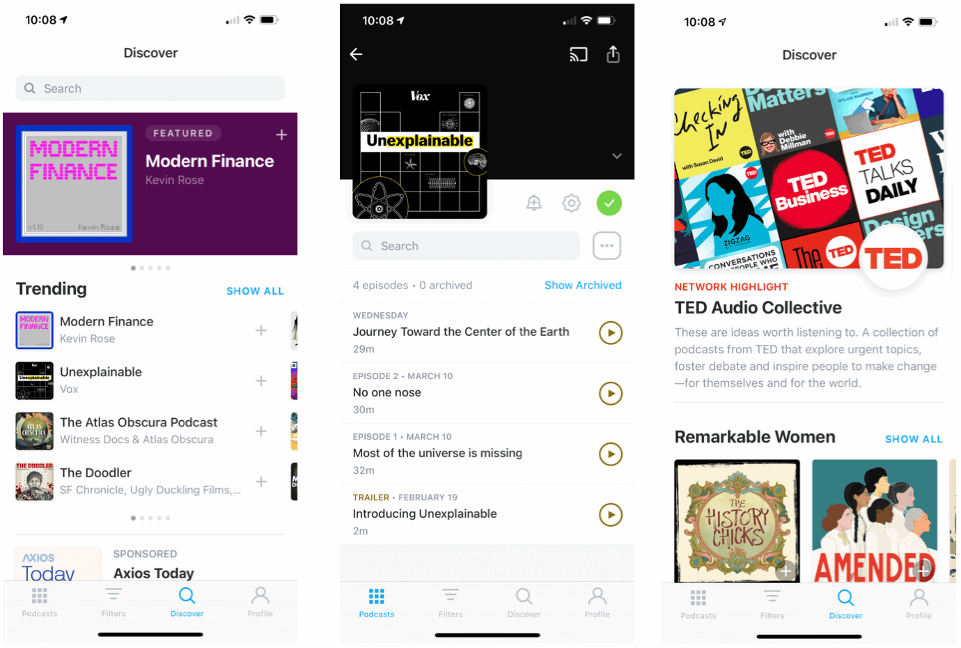 Best Podcast Apps Pocket Casts