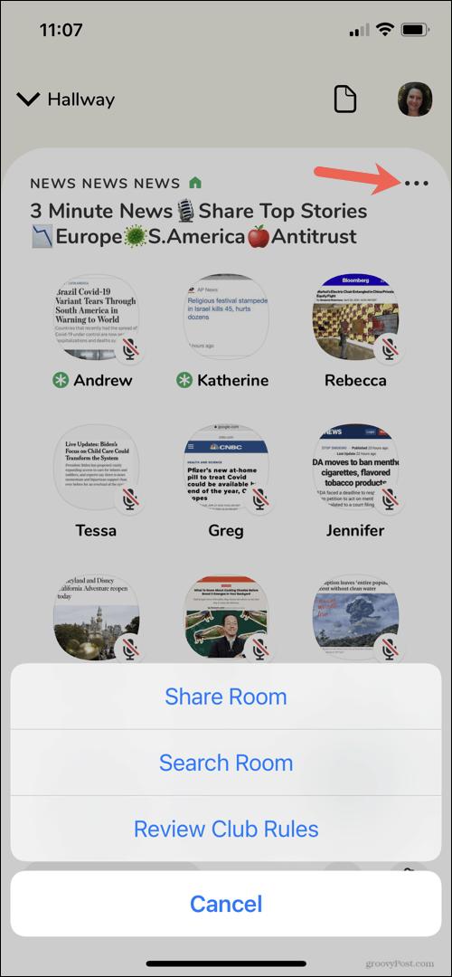 Room Options