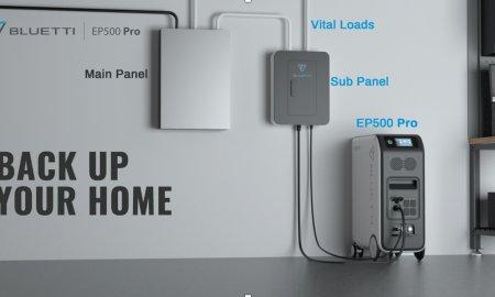 BLUETTI EP500 Pro Home Integration