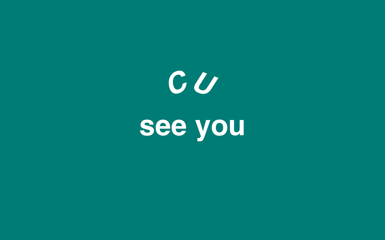 CU internet slang