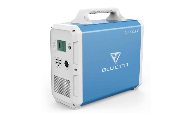 BLUETTI solar EB240