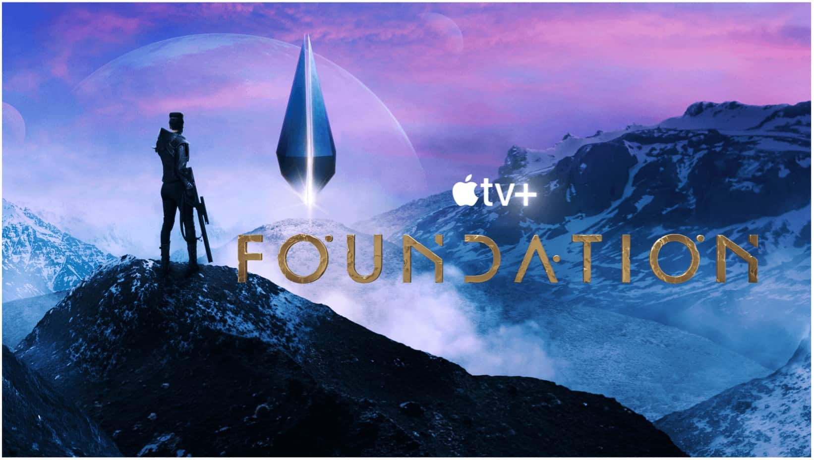 Apple TV+'s Foundation
