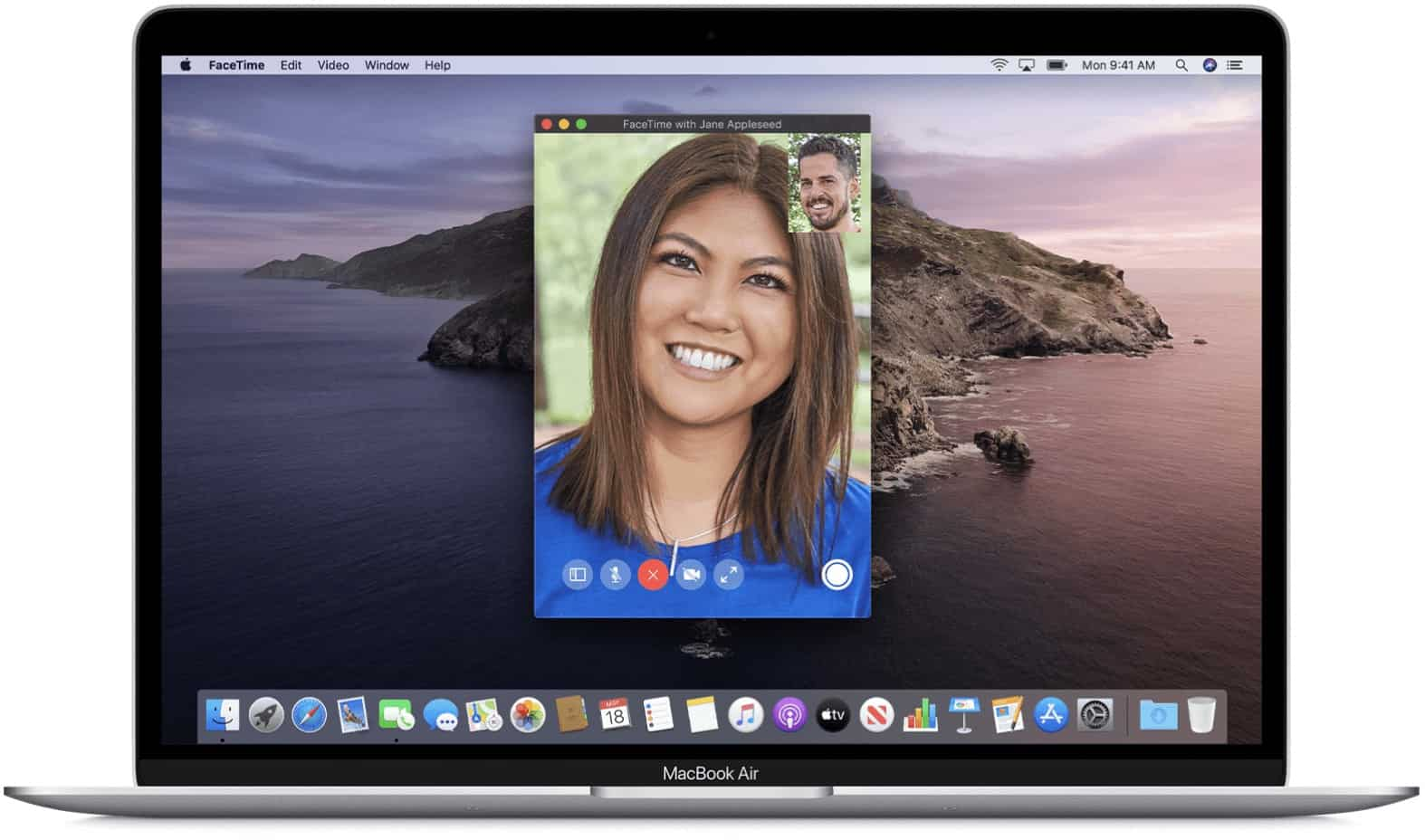Record FaceTime call on Mac