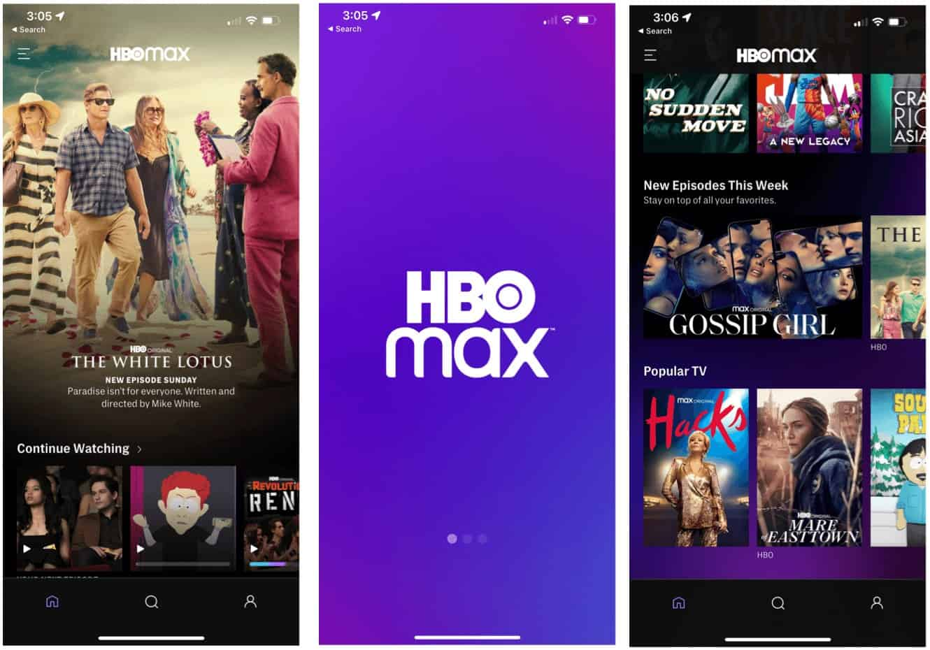 Best iPhone Apps HBO Max