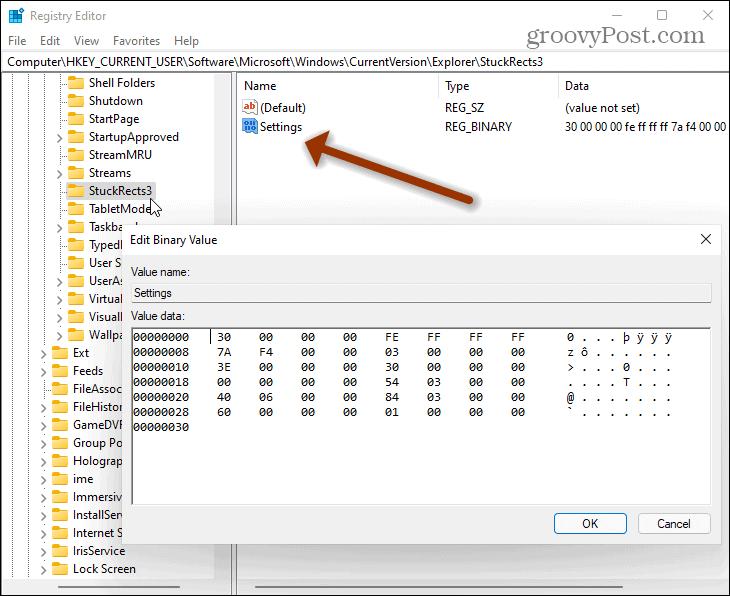 reg Windows 11