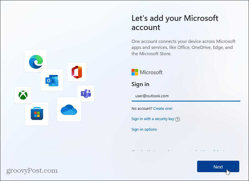 Add-Microsoft-Account-Windows-11
