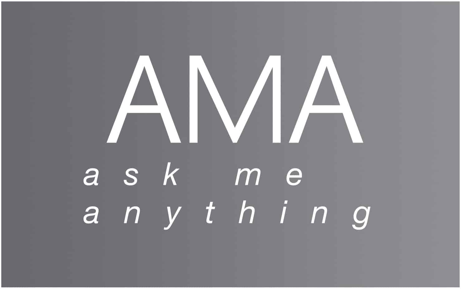 AMA meaning