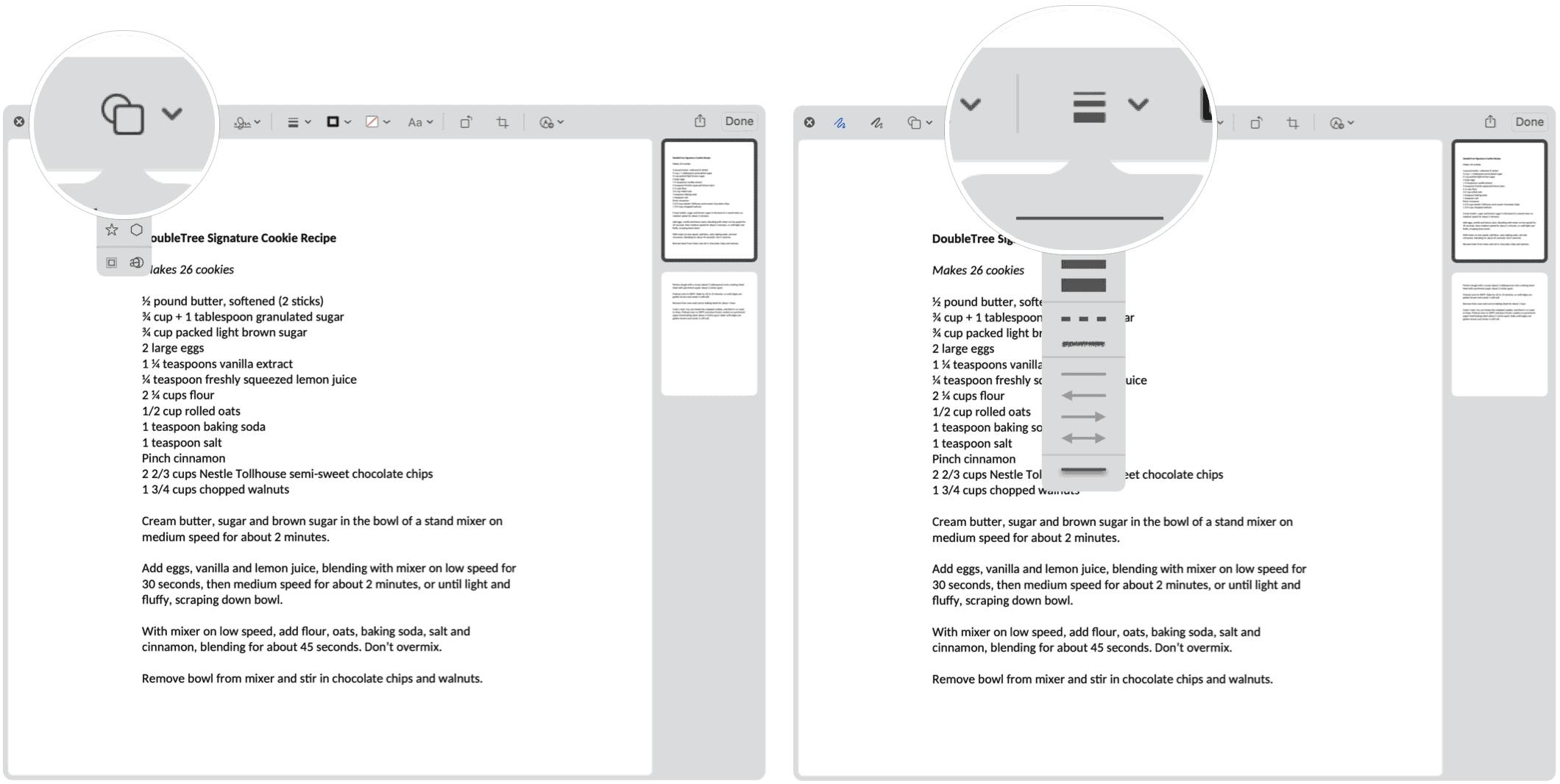 Mac Markup Tools