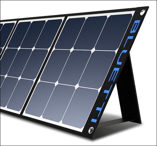 BLUETTI PV series solar panel