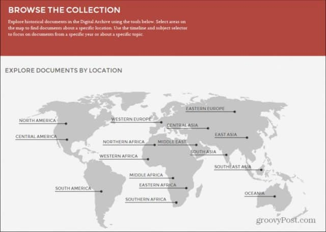 the wilson center world map