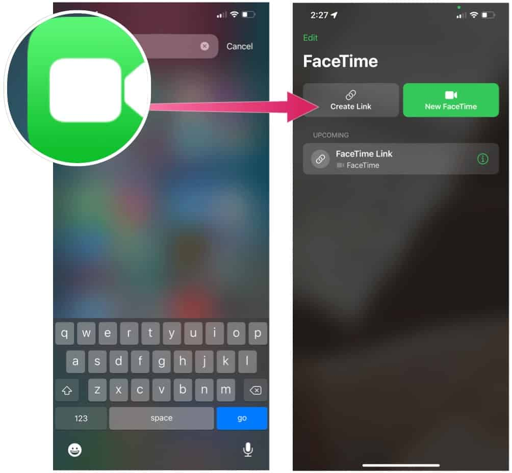 Use Facetime Non-Apple Users FaceTime