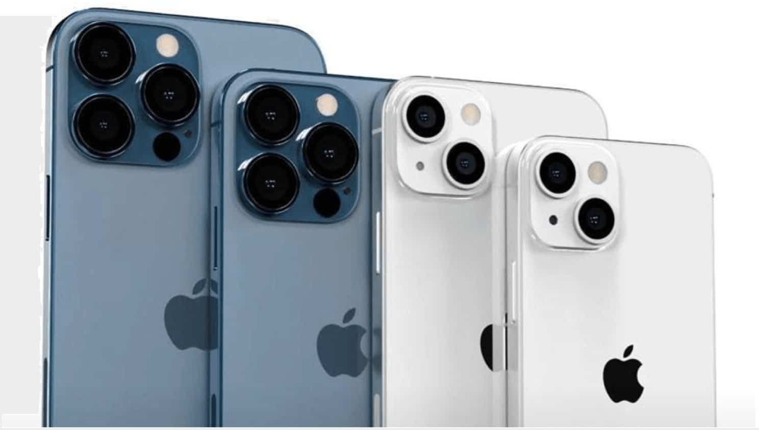 iPhone history: iPhone 13 series